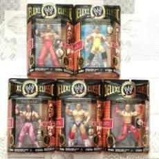 Figuras y Muñecos Pressing Catch: FIGURAS WWE DELUXE CLASSIC SUPERSTARS SERIES 2. JAKKS PACIFIC 2007. Lote 244487505