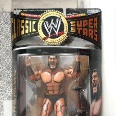 Figuras y Muñecos Pressing Catch: FIGURA GIANT GONZALES. WWE CLASSIC SUPERSTARS SERIES 16. JAKKS PACIFIC 2007. Lote 244491155