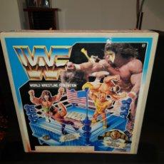 Figuras e Bonecos Pressing Catch: RING OFICIAL DE LUCHA WWF REF. 7030 HASBRO 1991. Lote 245158635
