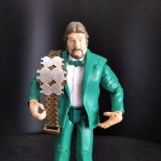 Figuras e Bonecos Pressing Catch: EL HOMBRE DEL MILLON DE DOLARES, TED DIBIASE - FIGURA CLASSIC - PRESSING CATCH - WWE WWF - JAKKS.. Lote 247934355