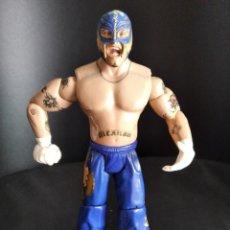 Figuras e Bonecos Pressing Catch: REY MYSTERIO - PRESSING CATCH - WWF WWE - JAKKS - MISTERIO.. Lote 253810735