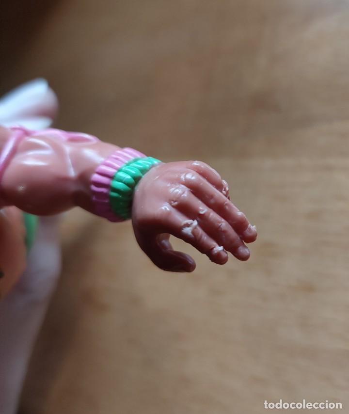 Figuras y Muñecos Pressing Catch: MUÑECO EL ÚLTIMO GUERRERO PRESSING CATCH WWF (HASBRO AÑOS 90) - Foto 2 - 254767930