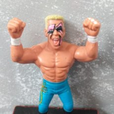 Figuras y Muñecos Pressing Catch: FIGURA DE ACCION PVC PRESSING CATCH WCW STING GALOOB 1990 VINTAGE. Lote 259320100