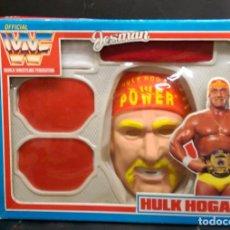 Figuras y Muñecos Pressing Catch: JOSMAN- HULK HOGAN WWF AÑO 1991. Lote 261291970