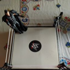 Figuras y Muñecos Pressing Catch: RING DE BOXEO WWE + MUÑECO. Lote 262325885
