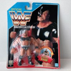 Figuras y Muñecos Pressing Catch: HASBRO WWF THE WARLORD. PRESSING CATCH. VINTAGE AÑO 1.992. NUEVO.. Lote 262458680