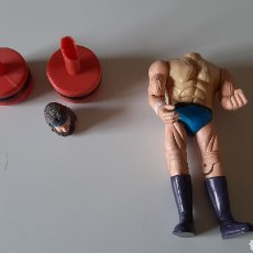 Figuras y Muñecos Pressing Catch: FIGURA BOOTLEG PRESSING CATCH PARA REPARA O PIEZAS. Lote 265773549