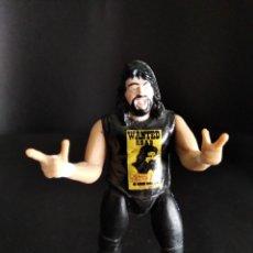 Figurines et Jouets Pressing Catch: CACTUS JACK, MICK FOLEY - PRESSING CATCH - WWF WWE - JAKKS- FIGURA PVC.. Lote 268925534