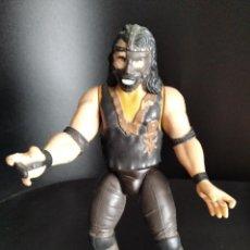 Figurines et Jouets Pressing Catch: MANKIND, MICK FOLEY - PRESSING CATCH - WWF WWE - JAKKS- FIGURA PVC.. Lote 268925679