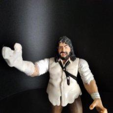 Figurines et Jouets Pressing Catch: MANKIND CON CALCETIN, MICK FOLEY - PRESSING CATCH - WWF WWE - JAKKS- FIGURA PVC.. Lote 268925729