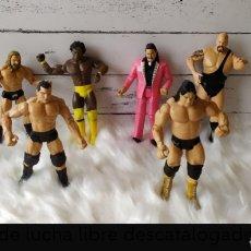Figuras y Muñecos Pressing Catch: FIGURA ACCIÓN WWE. Lote 269009159