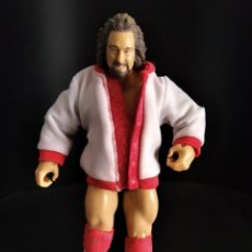 Figuras y Muñecos Pressing Catch: EUGENE CON CHAQUETA - PRESSING CATCH - WWF WWE - JAKKS-. Lote 271539533