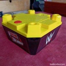 Figuras y Muñecos Pressing Catch: TOUGH TALKERS WWE CON CAMPANA RING SONIDOS DE RUIDO DE PÚBLICO. Lote 276478823