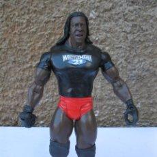 Figuras y Muñecos Pressing Catch: WWE - FIGURA ARTICULADA - PRESSING CATCH - JAKKS PACIFIC - AÑO 2003.. Lote 277473418