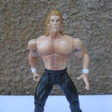 Figuras y Muñecos Pressing Catch: WWE - FIGURA ARTICULADA - PRESSING CATCH - TOY BIZ - AÑO 1999.. Lote 277473863