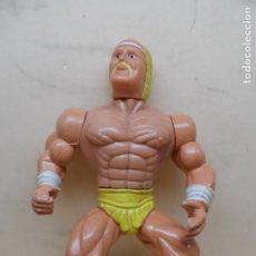 Figuras y Muñecos Pressing Catch: FIGURA WWF BOOTLEG HULK HOGAN AÑOS 90. Lote 277563058