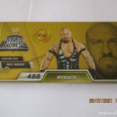 Figuras y Muñecos Pressing Catch: RYBACK 488. (GOLD EDITION) WWE 2015. COMBATE PARA MIRAR COMO ANTIGUAMENTE EL PRE-CINE.. Lote 277744153