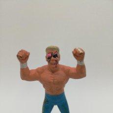 Figuras y Muñecos Pressing Catch: STING PRESSING CATCH WCW 1990. Lote 277749623