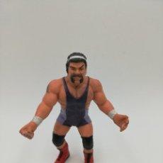 Figuras y Muñecos Pressing Catch: LUHADOR PRESSING CATCH WCW 1990. Lote 277749828
