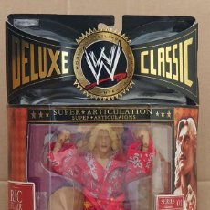 Figuras y Muñecos Pressing Catch: FIGURA WWE RIC FLAIR. DELUXE CLASSIC SUPERSTARS SERIES 1. JAKKS PACIFIC 2006. Lote 283267078