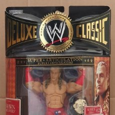 Figuras y Muñecos Pressing Catch: FIGURA WWE SHAWN MICHAELS. DELUXE CLASSIC SUPERSTARS SERIES 2. JAKKS PACIFIC 2007. Lote 283268383