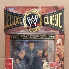 Figuras y Muñecos Pressing Catch: FIGURA WWE UNDERTAKER. DELUXE CLASSIC SUPERSTARS SERIES 3. JAKKS PACIFIC 2007. Lote 283350433