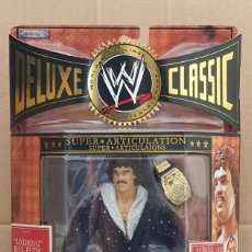 "Figuras y Muñecos Pressing Catch: FIGURA WWE ""RAVISHING"" RICK RUDE. DELUXE CLASSIC SUPERSTARS SERIES 3. JAKKS PACIFIC 2007. Lote 283350503"