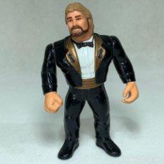 Figuras y Muñecos Pressing Catch: WWE - FIGURA TED DIBIASE MILLION DOLLAR MAN - EL HOMBRE DEL MILLÓN DE DOLARES - PRESSING CATCH. Lote 286062468