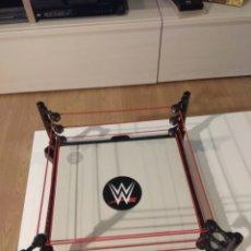 Figuras y Muñecos Pressing Catch: RING WWE, WWF, SMACKDOWN, LUCHA LIBRE CON SONIDOS. Lote 286468898