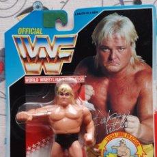 Figuras e Bonecos Pressing Catch: FIGURA WWF - MARTILLO VALENTINE A ESTRENAR DE HASBRO AÑO 1991 VINTAGE*. Lote 287240053