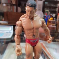 Figuras y Muñecos Pressing Catch: MUÑECO PRESSING CACHT LUCHA ARTICULADO WWE 2003 THE ANIMAL. Lote 287715883