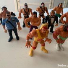 Figuras y Muñecos Pressing Catch: MUÑECOS WWE. Lote 287882673