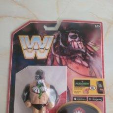 Figuras y Muñecos Pressing Catch: FIGURA WWF HASBRO RETRO MATTEL FINN BALOR. Lote 288093948