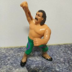 Figuras y Muñecos Pressing Catch: JAKE THE SNAKE PRESSING CATCH WWF 1990. Lote 289367403