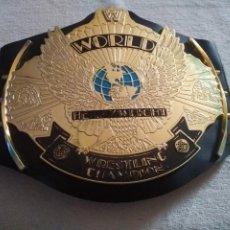Figuras y Muñecos Pressing Catch: CINTURÓN WWE WORLD HEAVY WEIGHT WRESTLING CHAMPION - CAMPEON PESOS PESADOS. Lote 290347128