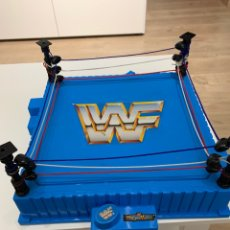 Figuras y Muñecos Pressing Catch: RING WWF. Lote 294457843