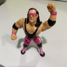 Figuras y Muñecos Pressing Catch: BRET HITMAN WWF HASBRO. Lote 294517678