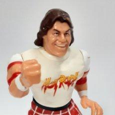 Figuras y Muñecos Pressing Catch: RODDY PIPER EL GAITERO WWF HASBRO VINTAGE. Lote 296697638