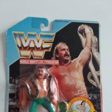 Figuras y Muñecos Pressing Catch: WWF JAKE SNAKE EL SERPIENTE HASBRO. Lote 297183628