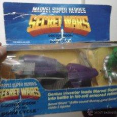 Figuras y Muñecos Secret Wars: COMBO DOOM CICLE CAJA NUEVA A ESTRENAR VINTAGE SECRET WARS RAREZA AUTENTICO MATTEL. Lote 47928281