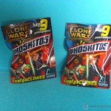 Figuras y Muñecos Secret Wars: SOBRES SIN ABRIR STAR WARS PHOSKITOS. Lote 54062813