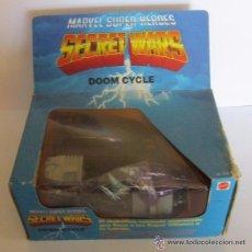 Figuras y Muñecos Secret Wars: SECRET WARS DOOM CYCLE EN CAJA. CC. Lote 54090130