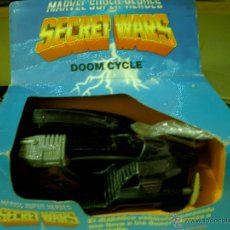 Figuras y Muñecos Secret Wars: NAVE SECRET WARS DOOM CYCLE EN CAJA. Lote 140972641