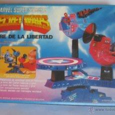Figuras y Muñecos Secret Wars: SECRET WARS TORRE DE LA LIBERTAD, EN CAJA. CC. Lote 54815401