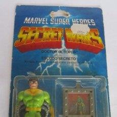 Figuras y Muñecos Secret Wars: SECRET WARS DOCTOR OCTOPUS, EN BLISTER. CC. Lote 57000585