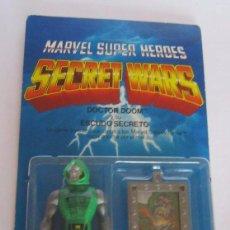 Figuras y Muñecos Secret Wars: FIGURA SECRET WARS DOCTOR DOOM, EN BLISTER. CC. Lote 57143985