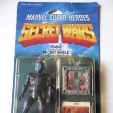 Figuras y Muñecos Secret Wars: MARVEL SECRET WARS KANG EN BLISTER MATTEL 1984. Lote 62072612