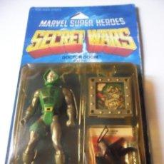 Figuras y Muñecos Secret Wars: MARVEL SECRET WARS DOCTOR DOOM EN BLISTER MATTEL 1984. Lote 62121748