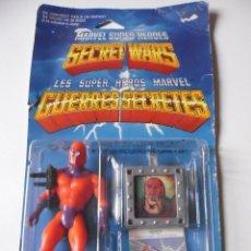 Figuras y Muñecos Secret Wars: MARVEL SECRET WARS MAGNETO EN BLISTER MATTEL 1984. Lote 62122088