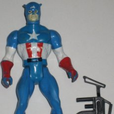 Figurines et Jouets Secret Wars: MATTEL FIGURA SECRET WARS CAPITAN AMERICA. Lote 66056642